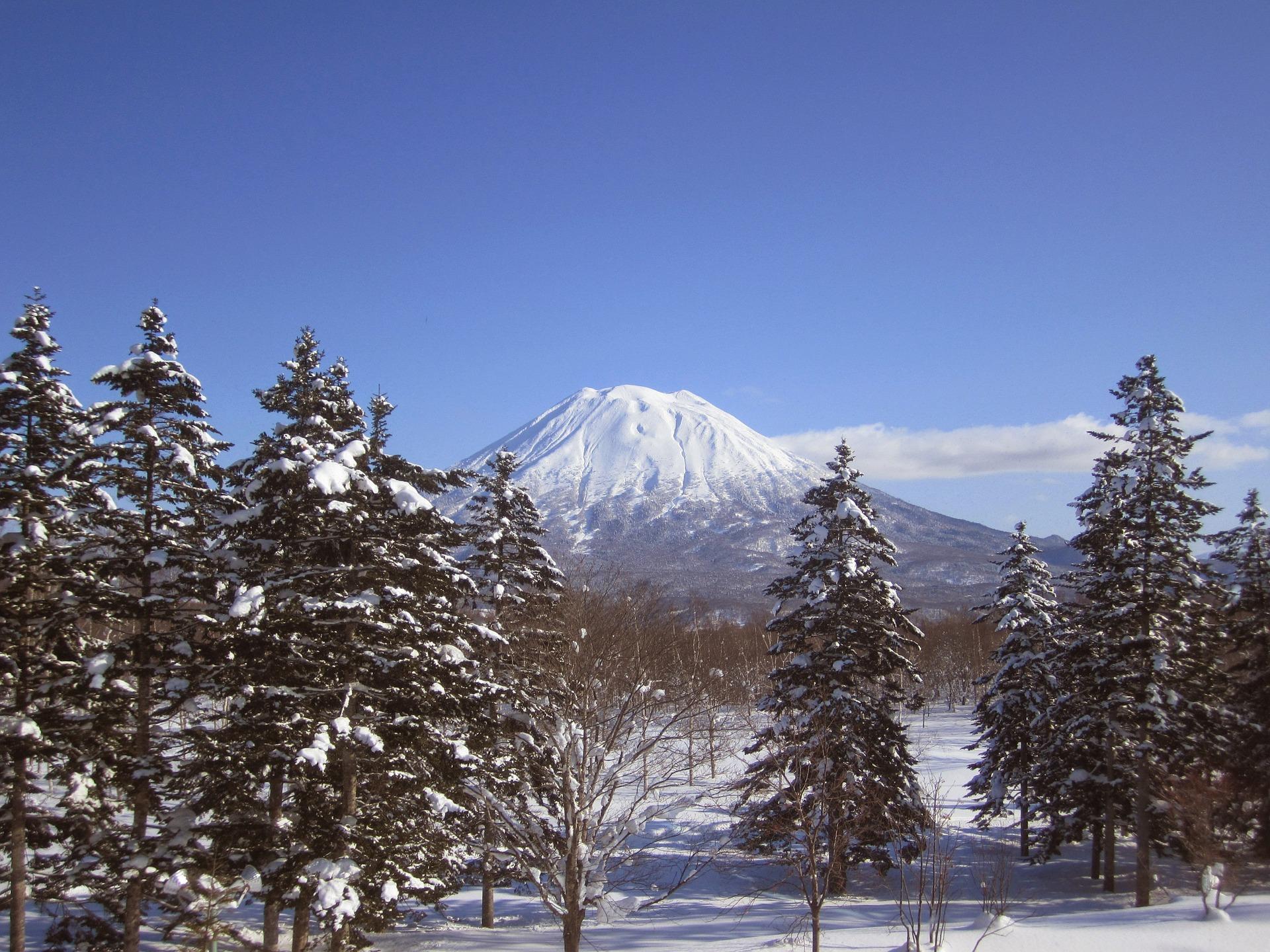 ニセコ羊蹄山